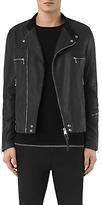 Allsaints Allsaints Kline Leather Biker Jacket, Black