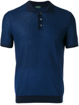 Zanone short-sleeve polo shirt