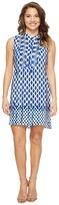Nic+Zoe Petite Falling Dots Tunic Dress