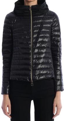 Herno Black Jacket