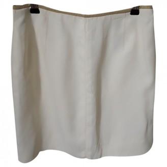 Jean Paul Gaultier Beige Viscose Skirts