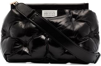 Maison Margiela Glam Slam padded leather shoulder bag