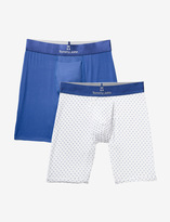 Tommy John Blue & White Boxer Brief Kit