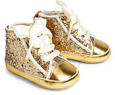 Juicy Couture Infant's Glitter High-Top Sneakers