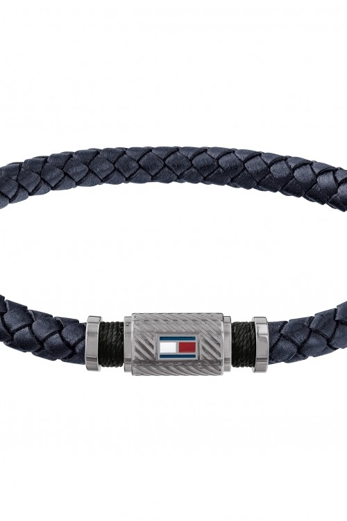 006727dd52b7f Jewellery Rivet Details Braided Bracelet 2790083