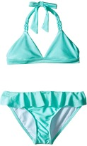 Seafolly Pool Party Triangle Bikini (Little Kids/Big Kids)