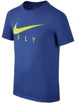Nike Boys 8-20 Swoosh Fly Tee
