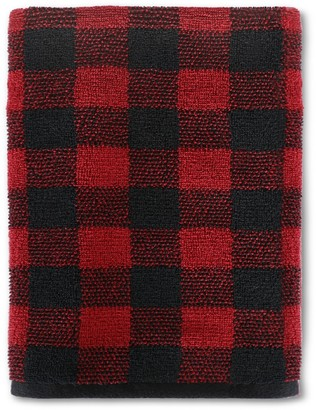 Sonoma Goods For Life Holiday Plaid Ultimate Towel with Hygro Technology
