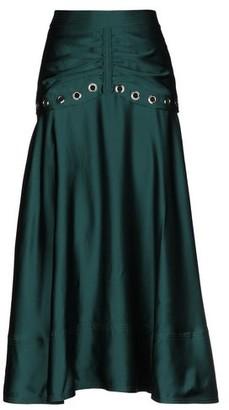 Self-Portrait Long skirt
