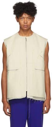 Off-White Camiel Fortgens Worker Vest