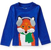 Class Club Adventure Wear by Little Boys 2T-6 Fox Applique Shirt
