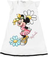 MonnaLisa Minnie Printed Cotton Jersey Dress