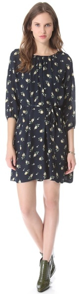Band Of Outsiders Aline Dress