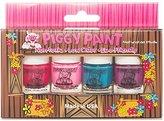 Piggy Paint Nail Polish - 4 Bottle Box - Non-toxic by Piggy Paint