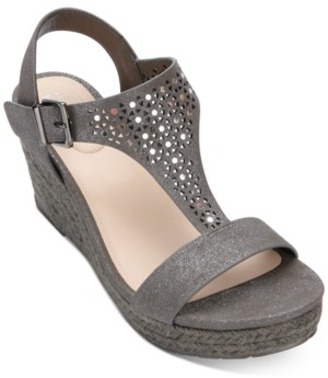 Kenneth Cole Reaction Women's Card 2 Wedge Sandals Women's Shoes