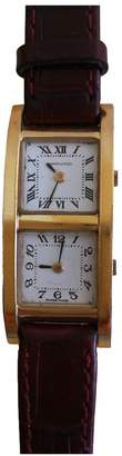 Hamilton White Gold plated Watches
