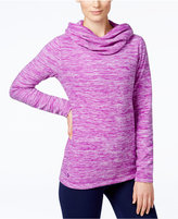 Ideology Fleece Cowl-Neck Top, Only at Macy's