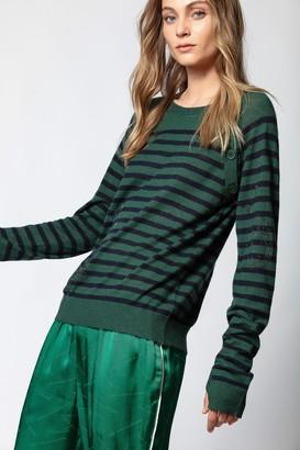 Zadig & Voltaire Reglis Cachemire Multistrass Sweater