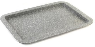 Salter Marble Collection Roasting Pan and Baking Tray Set in Grey