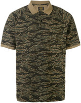 Carhartt camouflage print polo shirt - men - Cotton - S
