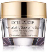 Estee Lauder Revitalizing Supreme Light Global Anti-Aging Creme Oil-Free Crème, 1.7 oz.