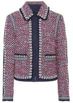 Tory Burch Elisa tweed jacket