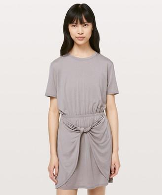 Lululemon Unwind Your Mind Dress *Online Only
