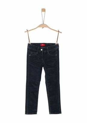 S'Oliver Girls' 53.909.73.2181 Trouser