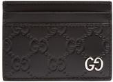 Gucci Dorian GG-debossed leather cardholder