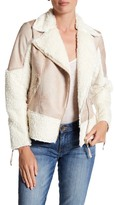 KUT from the Kloth Faux Shearling Jacket