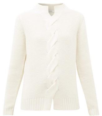 Max Mara Albania Sweater - Womens - White