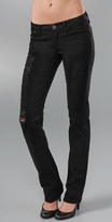 GoldSign Envy Straight Leg Jean