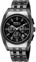Breil Milano Men's Watch Atmosphere TW0925 3-HAND CHRONOGRAPH MOVEMENT WITH DATE