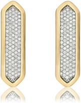 Monica Vinader Baja Long Stud Earrings
