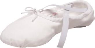 Sansha Unisex's Pro 1 Canvas Ballet Slipper