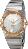 Omega Men's 123.20.35.20.52.001 Dial Constellation Watch