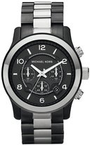 Michael Kors Men's Runway MK8182 Stainless-Steel Quartz Watch