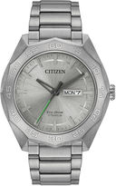 Citizen Eco-Drive Mens Super Titanium Watch Aw0060-54A