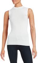 DKNY Sleeveless Knit Tank Top