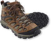 L.L. Bean Mens Merrell Pulsate Waterproof Hiking Boots