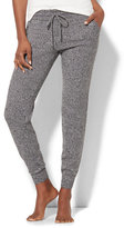 New York & Co. Marled Sweater Jogger