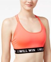 Energie Active Juniors' Jocelyn Racerback Sports Bra