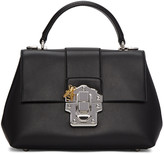 Dolce & Gabbana Black Small Lucie Bag