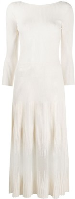 Patrizia Pepe Fine Knit Dress