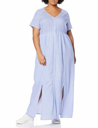 Junarose Women's Jrmaitchen Ss Maxi Dress-K