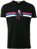 Iceberg Superman patch T-shirt - men - Cotton/Spandex/Elastane - S