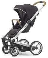 Mutsy Igo Reflect Cosmo Stroller in Silver/Black