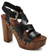 Mossimo Women's Caitlin Quarter Strap Sandals