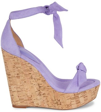 Alexandre Birman Clarita Platform Wedge Sandals