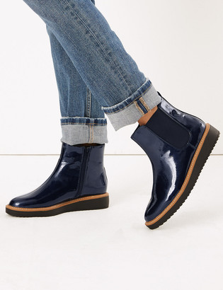 Marks and Spencer Chelsea Flatform Ankle Boots